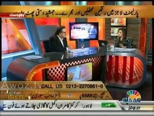 Live With Dr. Shahid Masood - 27th February 2014