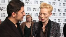 """Only Lovers Left Alive"" Actress Tilda Swinton #InTheLab"