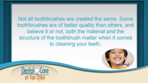 How To Brush Your Teeth Properly | Dental Care of Van Dyke | 813-528-8701