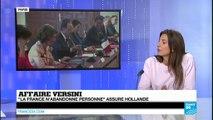 """""""Je n'arrêterais pas cette bataille tant que mes enfants ne seront pas rentrés en France"""" dit Maude Versini sur FRANCE 24"""