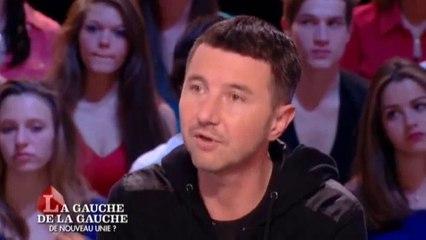 Olivier Besancenot et JL Mélenchon sur le 12 Avril