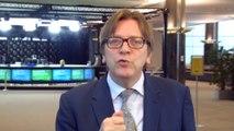 Message de Guy Verhofstadt pour les listes UDI - Modem Les Européens