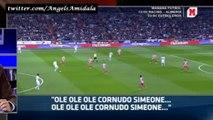 Mourinho no quiere cánticos ofensivos contra Simeone