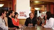 Bondy Blog Café : Emmanuelle COSSE, secrétaire nationale d'Europe Ecologie Les Verts