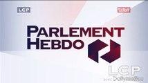 Parlement Hebdo : Bruno Le Roux, député de la Seine-Saint-Denis, président du groupe socialiste à l'Assemblée nationale