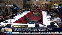 Nuestro modelo económico ha sido eficaz: Rafael Ramírez