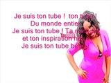 Parole ♫ Je suis ton tube sur you tube - Princess Kinzy