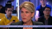 """""""Les hommes politiques ne sont pas des pantins dirigés par des gourous de la communication"""" Valérie Lecasble - Ce soir ou jamais"""
