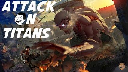 Attack On Titans - Massacre En Musique [HD][FR]