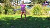 Hula Hoop - Comment faire du hula hoop avec 5 cerceaux
