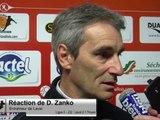 (J32) Laval 2-1 Troyes, la réaction de D.Zanko