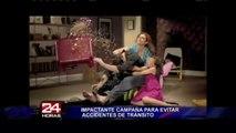 EEUU inicia campaña contra accidentes de tránsito con impactantes imágenes