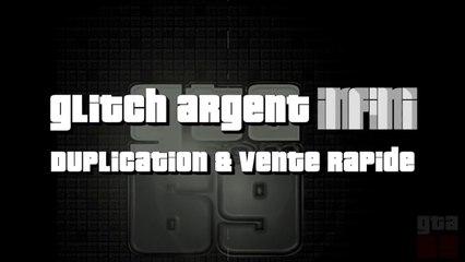 GTA Online - Tuto Glitch Argent Rapide Sans Ami - Patch-1-10