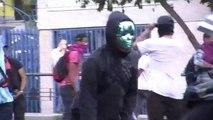 Protestas por violaciones a DDHH en Venezuela