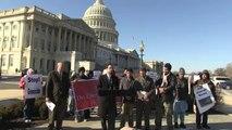 مدير مجلس العلاقات الإسلامية الأمريكية يتحدث في كابيتول هيل في مؤتمر أخبار اضطهاد المسلمين الروهينجا في بورما-CAIR Director Speaks at Capitol Hill News Conference on Persecution of Rohingya Muslims in Burma-
