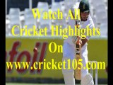 Watch Full Cricket Highlights Of Australia vs South Africa 3rd Test Day 1
