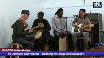 A Little Jumpin' Jack Flash with Ira Johnson and Friends at 'Bluestock'