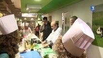 SIA 2014 : ateliers cuisine côté public