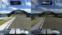 Gran Turismo 5 vs Gran Turismo 6 - Mazda Roadster Touring Car at Laguna Seca
