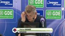 Conférence de presse SM Caen - Clermont Foot (2-1) : Patrice GARANDE (SMC) - Régis BROUARD (CF63) - 2013/2014
