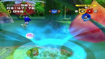 Sonic Heroes - Team Sonic - Étape 10 : Lost Jungle