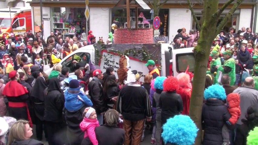 Schlebuscher Karnevalszug (01.03.2014)