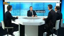 Crowdfunding: le financement des entreprises: Joachim Dupont, Antoine Boulay et Laurent Soubrevilla, dans 01Business - 01/03 3/4