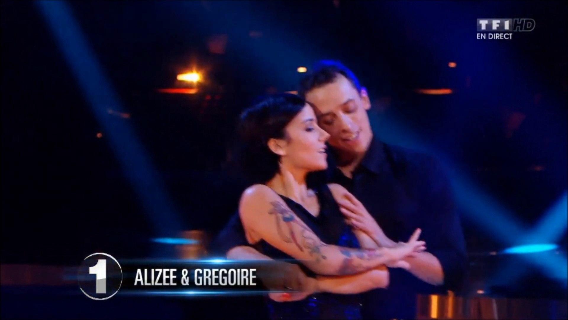 Alizée & Grégoire Lyonnet - Danse avec les Stars 4 - The Power of Love -DALS