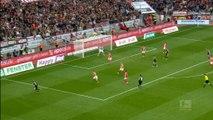 Bayer Leverkusen 0-1 Mainz, giornata 23