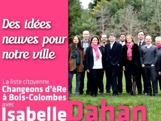 Changeons d'èRe à Bois-Colombes : Jeunesse