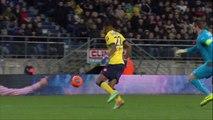But Cédric BAKAMBU (82ème) - FC Sochaux-Montbéliard - Girondins de Bordeaux - (2-0) - 01/03/14 - (FCSM-FCGB)