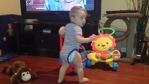 Toddler Adorably Cries Every Time Brian Williams Comes On TV