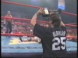 Hulk Hogan vs. Jeff Jarrett / Shoot Promo - Bash At The Beach 2000 (German)