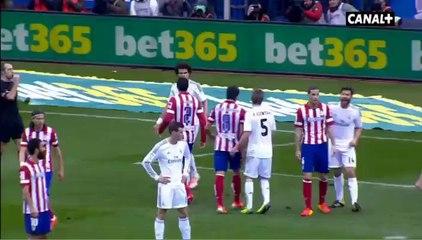Обзор матча · Атлетико (Мадрид) - Реал Мадрид (Мадрид) - 2:2