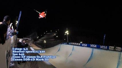 Photographe de ski freestyle - LOUIS Garnier