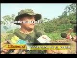 Reporteros en el Vraem: capacitación para cubrir lucha contra narcoterrorismo