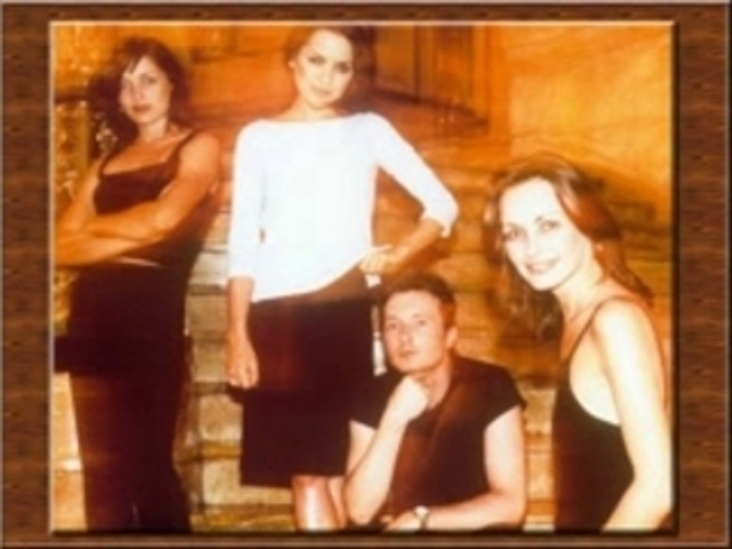 THE CORRS   DIAPORAMA