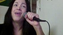 Garou;Céline Dion - Sous Le Vent (Karaoke trans Giovanna) Version PT