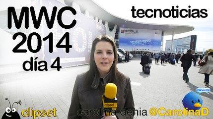 Yotaphone, Lenovo Vibe Z, ZTE Open C, HTC One 2 y Oral B Bluetooth 7000, #MWC14 Tecnoticias día 4