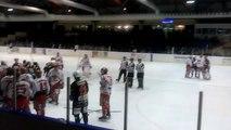 Bagarre pendant un match de hockey entre La Roche-sur-Yon et Valence