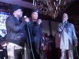 Le Trio Papa Wemba, Koffi Olomide et King Kester Emeneya