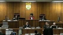 Oscar Pistorius pleads not guilty to murder