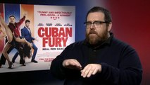 Cuban Fury's Nick Frost doesn't want our pity!