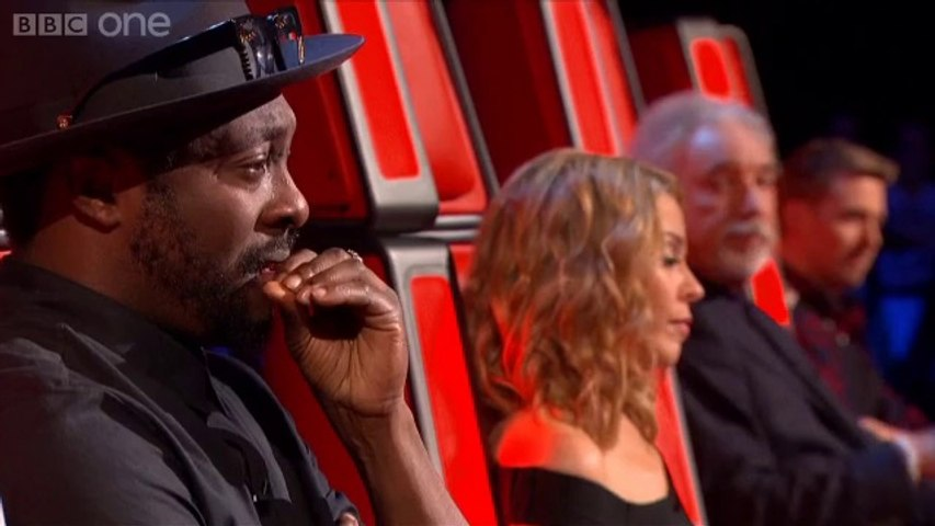 Will.I.Am CRIES on The Voice