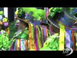 Brasile, il Carnevale di Rio entra nel vivo. Le scuole di samba invadono il Sambodromo con musica e colori