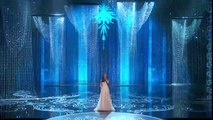 Idina Menzel Let it Go  live at the oscars