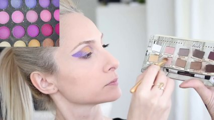 Katy Perry Dark Horse Make - up Tutorial