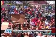 Venezuela: Estudiantes opositores volvieron a tomar las calles de Caracas