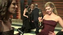 The Vanity Fair Oscar Party - Dallas Buyers Club Makeup Artist Robin Matthews at the 2014 V.F. Academy Awards Party