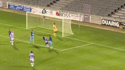 Istres - Le Havre 0-1